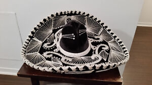 Sombrero And Whip Set