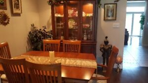 Dining Room Set  $400
