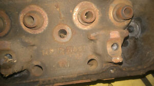Buick 350 cylinder heads