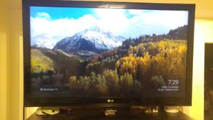 "Lg 47"" HDTV"
