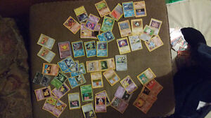 Selling Pokemon and yugioh cards