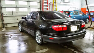 2000 Mazda Millenia S V6 supercharged Quebec plated