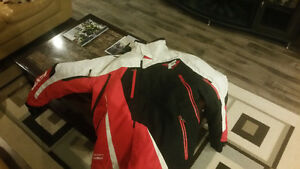 Fxr helmet 2xl  and mission X jacket XL