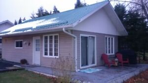 2 bedroom executive cabin on Nellie Lake