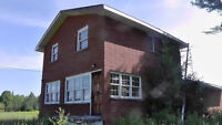 80 Acres in French River with Brick Home - Ideal for Handymam