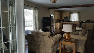 Newly Renovated 3bdrm home fully furnished downtown