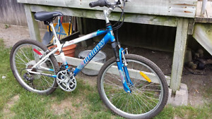 BIKES AND RELATED ITEMS IN LIKE NEW SHAPE;  Sale/trade