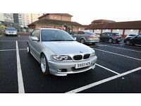 Great and reliable BMW 330 coupe!