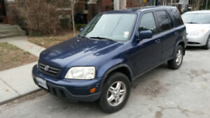 2000 CRV - Priced to sell -$1500 obo
