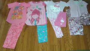 Girls size 8/10 spring and summer lot