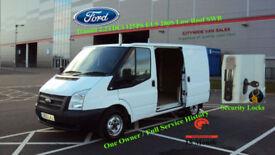 2013 FORD TRANSIT 2.2TDCi 125PS EU5 280S LOW ROOF WHITE DIESEL VAN SWB