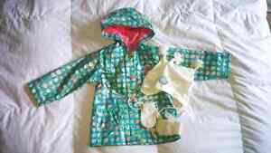 Rain coat - 24 mths - Souris Mini