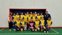 EDSA Indoor Soccer (Female's 35+)