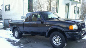 2005 Ford Ranger Pickup Truck in Excellent Condition