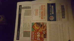 4 Disney on Ice Tickets for Sale for Thurs Dec 28th at 12pm