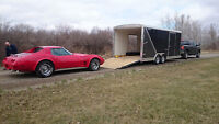 We Transport RVs, Cargo & Utility, Travel TRAILERS & BOATS