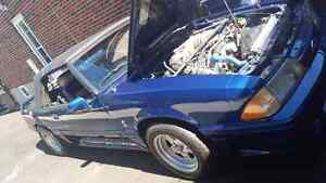 1989 Ford Mustang Fox Body Convertible
