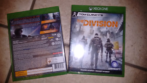 Unopened Tom Clancy's The Division: $20.