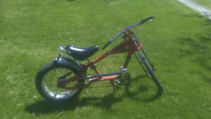 Schwinn stingray oc chopper bike
