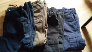 Boys size 8 pants and jeans