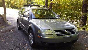 2003 Volkswagen Passat Familiale