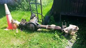 3/4 TON FRONT DIFFERENTIAL DANA 60((HAVE PART IF AD IS HERE))