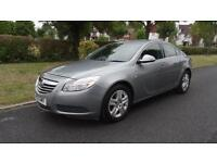 VAUXHALL INSIGNIA EXCLUSIV - 12 MONTHS WARRANTY 2010 Manual 32000 Petrol Silver