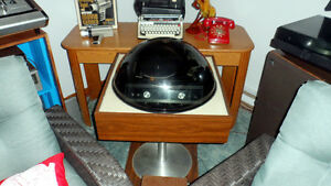 Vintage Turntables /Reel to Reel Tape Players/ Records