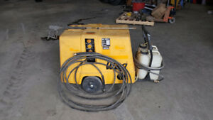 Commercial pressure washer