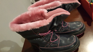 Girl's Cougar winter boots