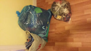 full garbage bag boy clothes 4t-5t and more
