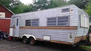 Camper for sale.  Don't leak and has no pprs.