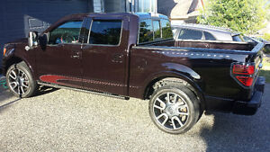 2010 Ford F-150 SuperCrew Harley Davidson Pickup Truck