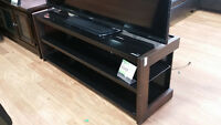 MILAN GLASS TV STAND $149