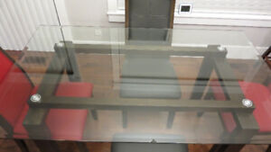 Tempered Glass Table Top Only