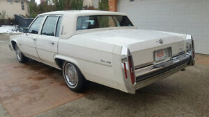 Classic Cadillac priced to sell