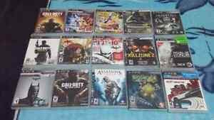 PS3 Game Lot!