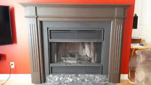 Manteau de Foyer/ Fireplace Mantel