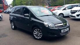 2014 Vauxhall Zafira 1.8i (120) Design Nav 5dr Manual Petrol Estate