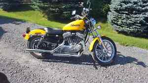 selling my 2001 harley sportster 883 with 1200 big bore kit