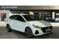 2021 Hyundai i20 1.0T GDi 48V MHD 120 N Line 5dr Petrol Hatchback Hatchback Petr