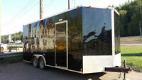 2014 Forest River Cargo Trailer 24ft x 8.5ft