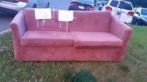 Couch (sofa-lit double)