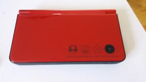 D.S.i XL  édition 25 ème anniversaires rouge Nego