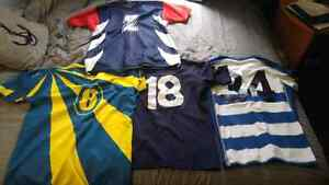 Rugby jerseys. Good as a spare for practices Edmonton Edmonton Area image 2