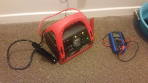 Booster Pack and Multimeter