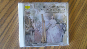 Music for babies- classical harp concertos