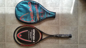 Tennis racquets for sale (need stringing)