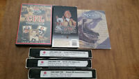 Sports Legends DVD, Don Cherry 12, and CFL Games 1968,69,76