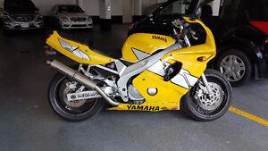 1995 Yamaha YZF600R